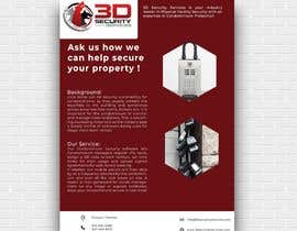 #155 for Flyer for online security service for condominiums by mdjahidul306