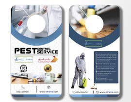 #54 for Flyer for pest control company by thisismasud