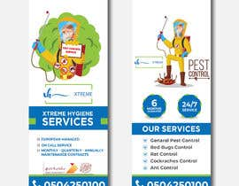 #53 for Flyer for pest control company by shankardhar125