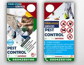 #72 for Flyer for pest control company by salahwf