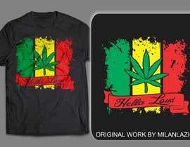 #51 pentru Design a T-Shirt for Hella Loud. de către milanlazic