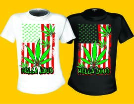 #37 cho Design a T-Shirt for Hella Loud. bởi mj956