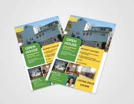 nur303 tarafından Open House Real Estate Flyer için no 54