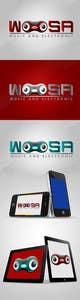 Kilpailutyön #                                                18                                              pienoiskuva kilpailussa                                                 Logo Design for wOOsa