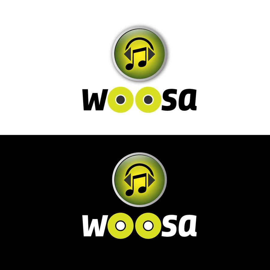 Kilpailutyö #                                        20                                      kilpailussa                                         Logo Design for wOOsa