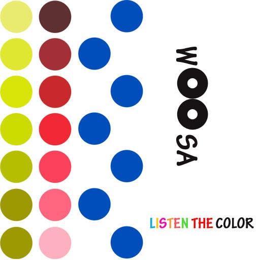 Kilpailutyö #                                        21                                      kilpailussa                                         Logo Design for wOOsa