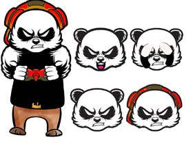 #31 for Design a cartoon character: cute metalhead polar bear by sompa577