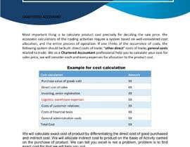#74 untuk Excel sheet accountance plus data entry . oleh CAMANISHRAWAL