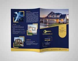 #24 cho Bi Fold Flyer design for a plot sales(Layout )(Real estate) with content improvement. bởi samaksud