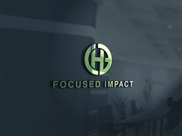 #90 for Design a Logo for: hcFOCUSED IMPACT by mohammedkh5
