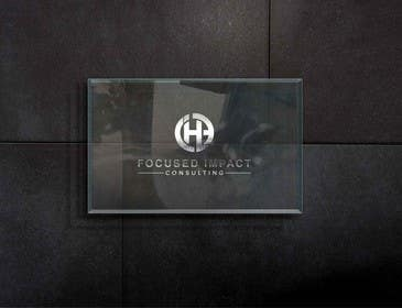 #113 for Design a Logo for: hcFOCUSED IMPACT by mohammedkh5