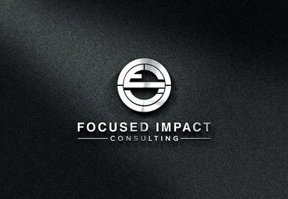 #117 for Design a Logo for: hcFOCUSED IMPACT by mohammedkh5