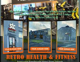 #4 cho Cool Fitness gym blueprint + 3d design of it needed bởi Babymax