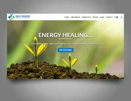 #509 for Need a feature image for energy healing website. by arifmahmud82