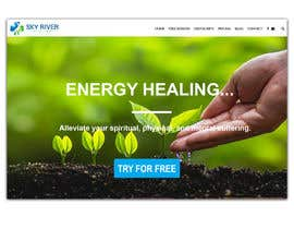 #384 for Need a feature image for energy healing website. by shihabchowdhury0