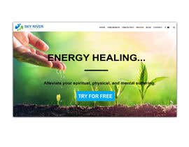 #391 for Need a feature image for energy healing website. by shihabchowdhury0