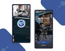 #18 para Re-Design Mobile Splash/Intro screens por husainmill