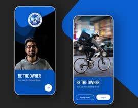 #38 para Re-Design Mobile Splash/Intro screens por anurags7587