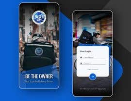 #64 para Re-Design Mobile Splash/Intro screens por anurags7587