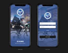 #20 para Re-Design Mobile Splash/Intro screens por afelid31
