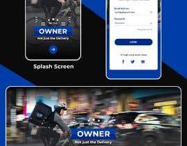 #59 para Re-Design Mobile Splash/Intro screens por Adityarmurali