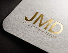 Nro 135 kilpailuun Design a Logo for JMD / JM Distribution käyttäjältä johancorrea