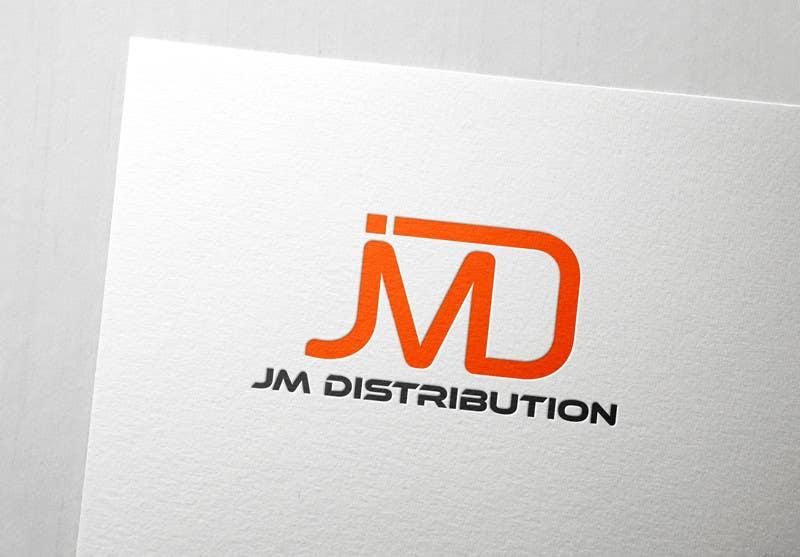 Bài tham dự cuộc thi #141 cho Design a Logo for JMD / JM Distribution