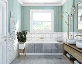 Nro 158 kilpailuun Design a bathroom! käyttäjältä cegrotresd