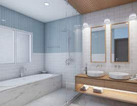 Nro 38 kilpailuun Design a bathroom! käyttäjältä rasheda88