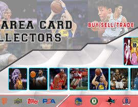 #120 cho Banner Design For Sports Card Collecting Facebook group & Logo bởi sharifjessorebd2