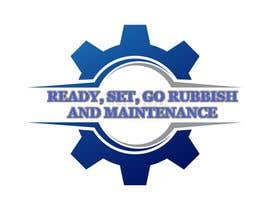 #1 for Logo Design needed for 'Ready, Set, Go Rubbish and Maintenance'. This is a  Maintenance and rubbish removal company. by syedahad84