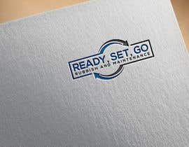 #15 for Logo Design needed for 'Ready, Set, Go Rubbish and Maintenance'. This is a  Maintenance and rubbish removal company. by amirhamza19981