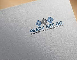#16 for Logo Design needed for 'Ready, Set, Go Rubbish and Maintenance'. This is a  Maintenance and rubbish removal company. by amirhamza19981