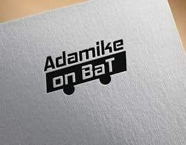 #88 cho Adamike BaT Logo bởi NeriDesign