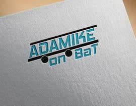 #92 cho Adamike BaT Logo bởi NeriDesign