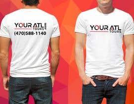 Nro 26 kilpailuun Need a T shirt Designed for tour company käyttäjältä yanshkarter