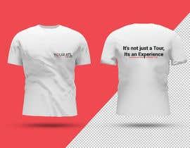 Nro 25 kilpailuun Need a T shirt Designed for tour company käyttäjältä muhaimin7