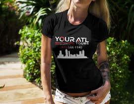Nro 35 kilpailuun Need a T shirt Designed for tour company käyttäjältä Unique05