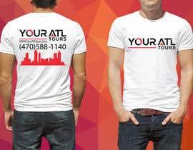 Nro 57 kilpailuun Need a T shirt Designed for tour company käyttäjältä Unique05