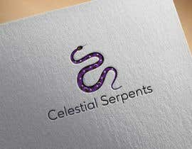 #45 cho Logo Design - Celestial Serpents bởi suman60