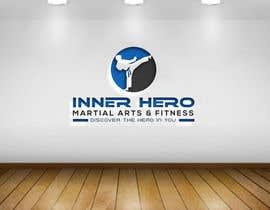 #567 cho Create Logo for Inner Hero Martial Arts & Fitness bởi fariharahmanbd18