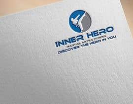 #660 cho Create Logo for Inner Hero Martial Arts & Fitness bởi designerrahim15