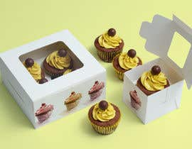 #13 untuk Design of boxes with the style and colors of a pastry company oleh silviagai