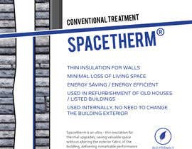 #93 para Advertisement Design for Spacetherm (Construction) por DarkoMihajlovic