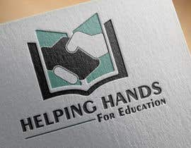 #45 for Design a Logo for Helping Hands for Education by yankeedesign