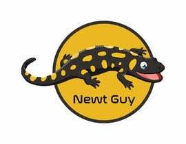 Nro 71 kilpailuun Newt Guy Logo käyttäjältä rakibuddinsarkar