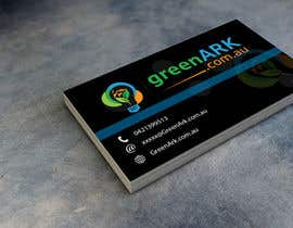 #54 for Create business cards for GreenArk.com.au by ahsandesigns