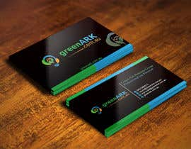 #45 for Create business cards for GreenArk.com.au by IllusionG