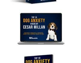 Nro 2 kilpailuun 3D Ecover for training videos - dog anxiety käyttäjältä mdrahad114