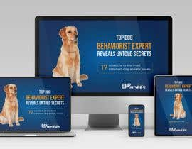 #20 for 3D Ecover for a interview with dog expert by rabiulsheikh470